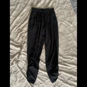 Athletic Pants With Drawstring Waistband